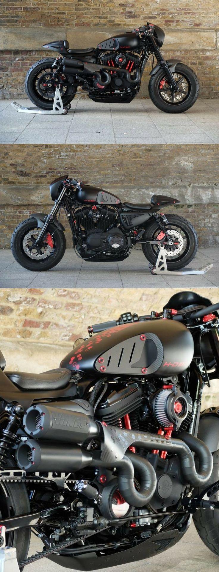 Harley Davidson Forty-Eight Phantom 48