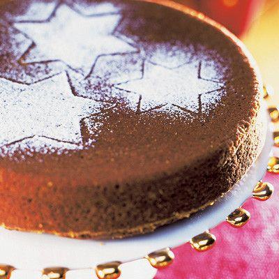 Bild på Chokladkaka med apelsin
