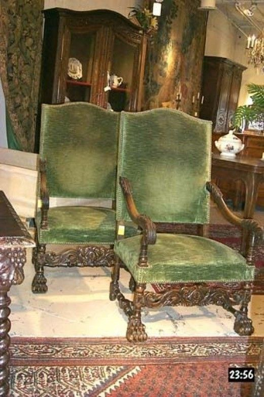 Attractive A Photo Guide To Antique Chair Identification