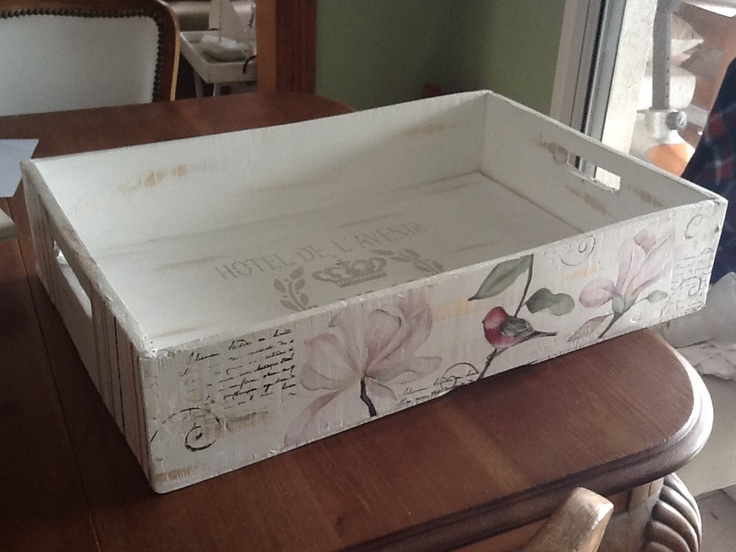 166 Best Images About Decoupage On Pinterest Shabby Chic
