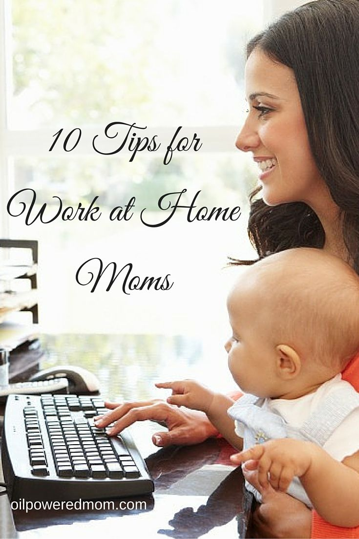 Best WorkfromHome Jobs for Moms  Working Mother