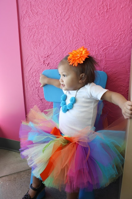 Happy Bubkin Tutus & Flowers! Great unique baby gifts!