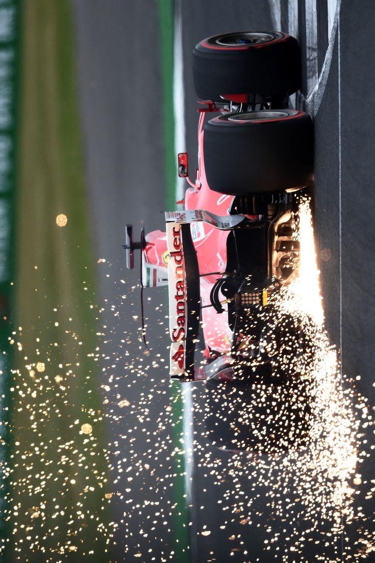 2017/7/15:Twitter:@F1: FP3 REPORT: Vettel ignites Ferrari challenge at Silverstone >> f1.com/FP3Rpt #BritishGP  #F1