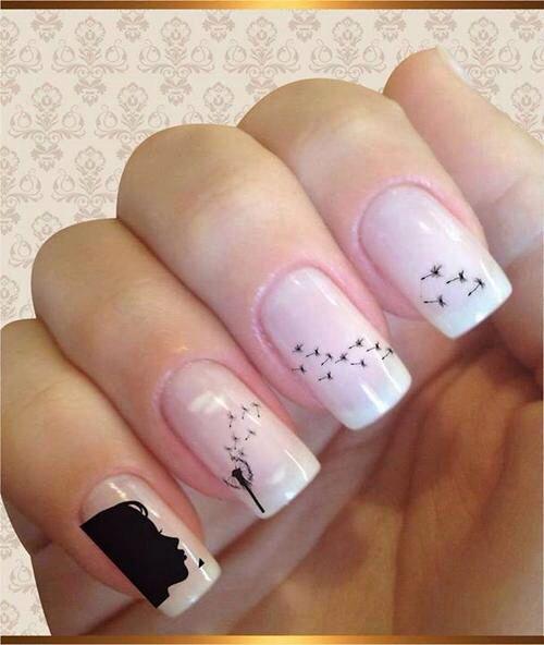 cutest nail art ever!