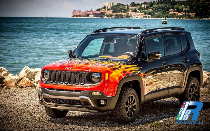 Garage Italia Customs: Jeep Renegade Hell's Revenge Garage Italia Customs: Jeep Renegade Hell's Revenge