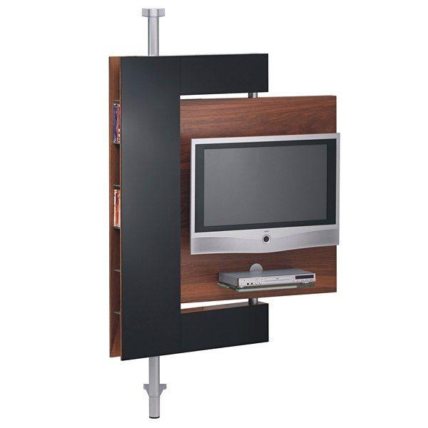 44 best Тв стеновые элементы images on Pinterest Tv units - meuble tv home cinema integre watts