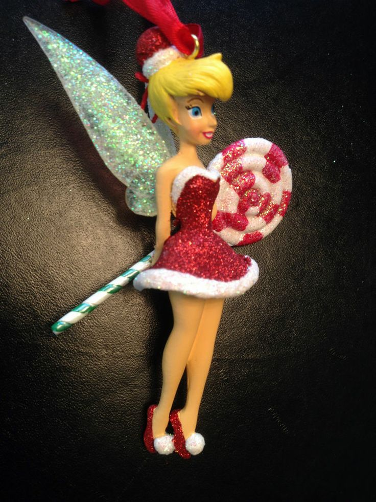 tinkerbell christmas figurines - photo #13