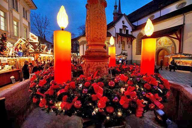 Luzerner Weihnacht Markt