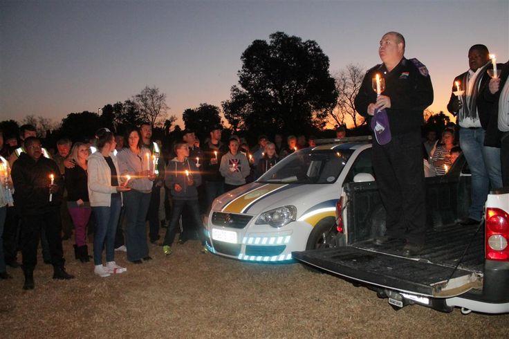 Memorial service for EMPD officer | Kempton Express
