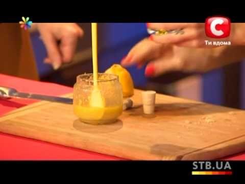 Лимонный скраб для тела -ВБД - Выпуск 108 - 03.01.2013