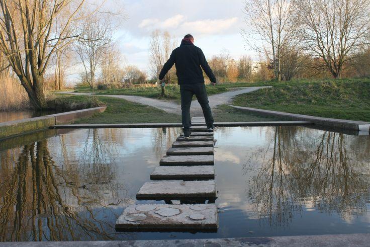 between two choices, utrecht park
