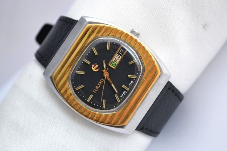 Vintage Rado Voyager Stainless Steel Automatic Mens Watch 229 £179.00