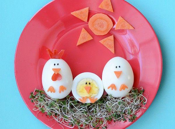 Huevos divertidos (2)