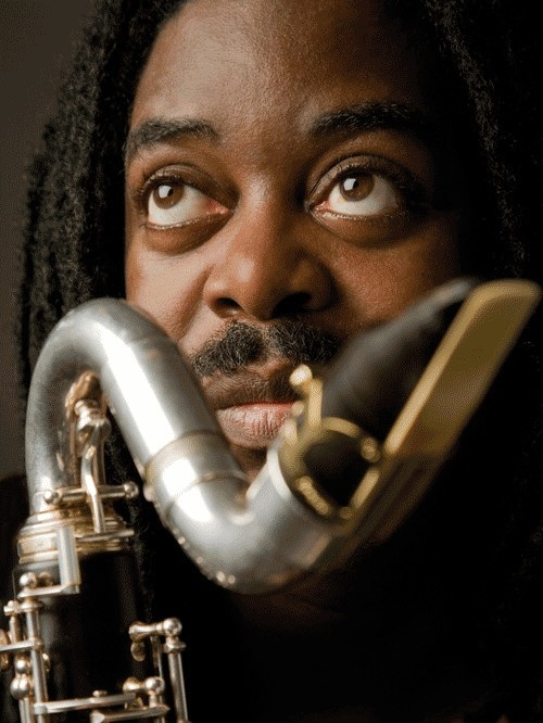 Courtney Pine CBE is an English jazz musician. At school he studied the clarinet, although he is known primarily for his saxophone playing. Pine is a multi-instrumentalist, also playing the flute, clarinet, bass clarinet and keyboards.