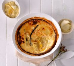 Baked Rice Pudding #Recipe #Dessert #SouthAfrica