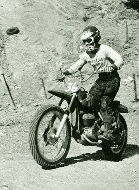 bultaco pursang motorcycle mx photo fine art print