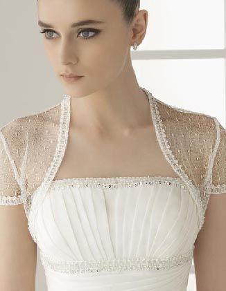 Bolero Jackets for Brides | Rosa Clara | Weddings & Brides