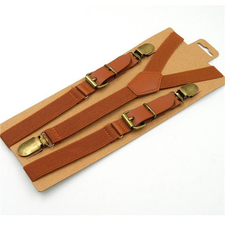 Excited to share the latest addition to my #etsy shop: Boys Leather Suspenders | Baby Suspenders | Wedding Suspenders | Ring Bearer | Boys Suspenders | Cake Smash | Birthday Photo | 6mo - 6yrs http://etsy.me/2mWTeQs #accessories #belt #brown #wedding #copper #easter #monicamaria