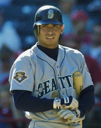 105- Carlos Guillén SS Seattle Mariners, AL 6 de septiembre de 1998