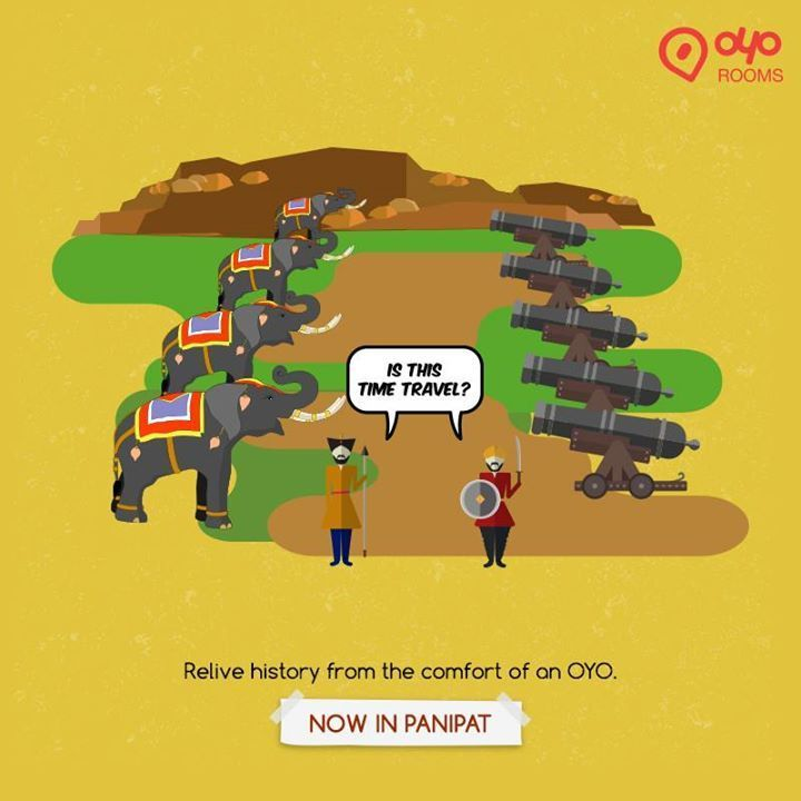 #BudgetHotel OYO Rooms now in #Panipat