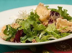 Mixed greens salad dressed for success   Column   Opinion   The London Free Press #JillsTable
