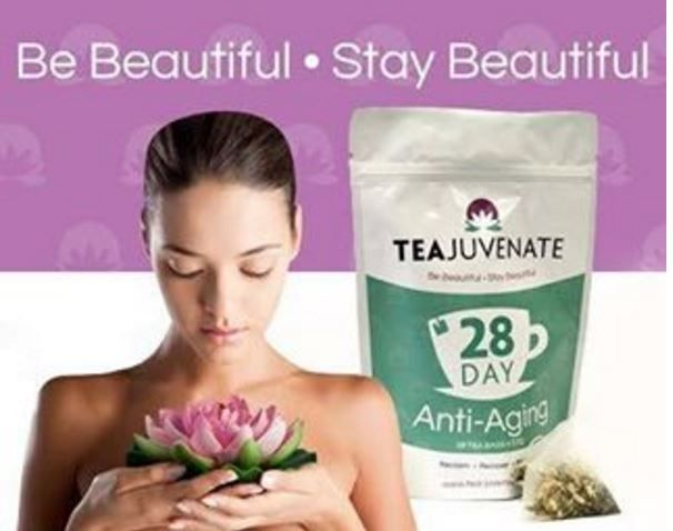 Teajuvenate- #1 Selling Weight loss & Beauty Tea Worldwide