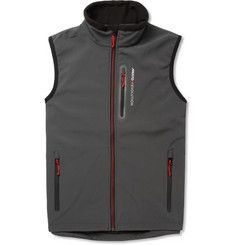 Musto Sailing Evolution Soft Shell Fleece-Lined Gilet | MR PORTER