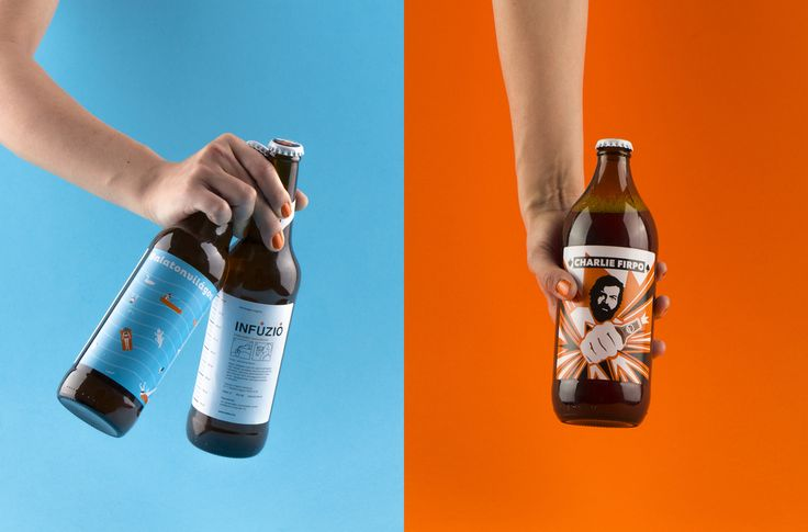 Hedon Craft Beer — The Dieline - Branding & Packaging
