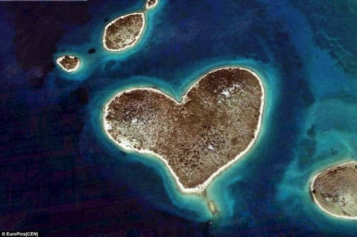 Galešnjak: The Island of Love