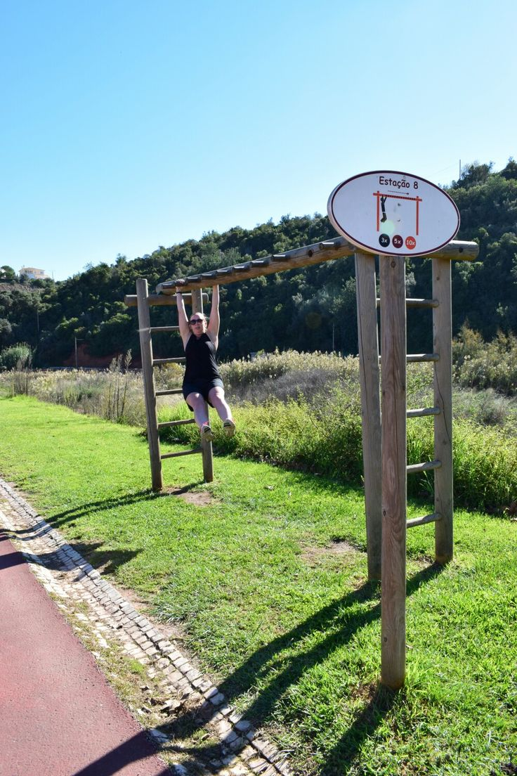 Keep fit in silves