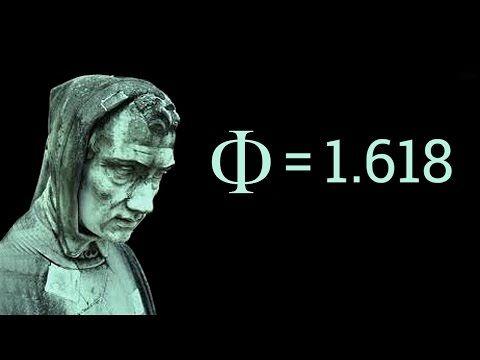 Tajemniczy ciąg Fibonacciego. Złota liczba. Boska proporcja - YouTube