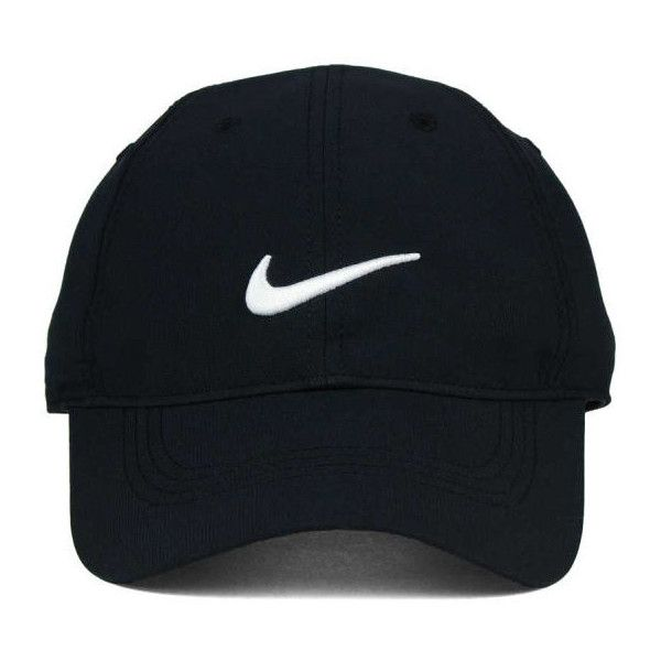 Nike Golf Legacy 91 Tech Cap ($23) ❤ liked on Polyvore featuring accessories, hats, caps, nike, nike golf, nike golf cap, nike golf hats and cap hats