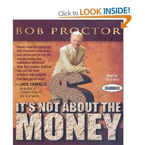 This is an Audio Book by Bob Proctor that will truly get you thinking about wealth in a different way!