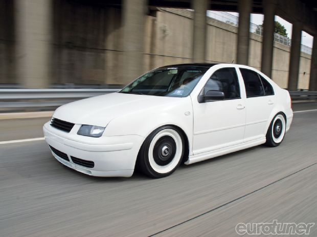 White MK4 Jetta | Awesome transport | Pinterest