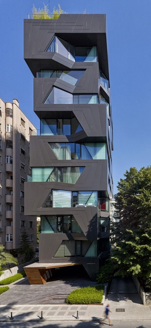 Wohnung 18 / Aytac Architects – #Architects #archi…