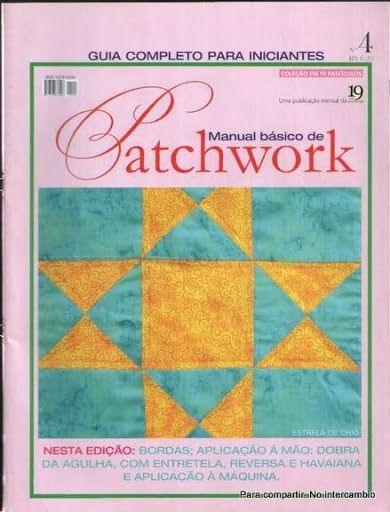 Manual Basico Patchwork 4 - Lourdes Perez - Álbuns da web do Picasa