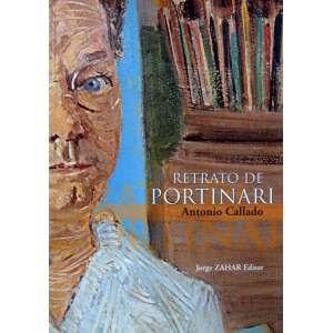 PORTINARI, Cândido – Livro com ilustrações e texto de Antonio Callado. São mais de 50 obras e seleção de fotos. ff - 410g; 24x17 cm; 200 págs.
