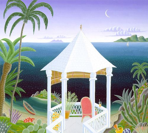 Tropical Gazebo, Thomas McKnight