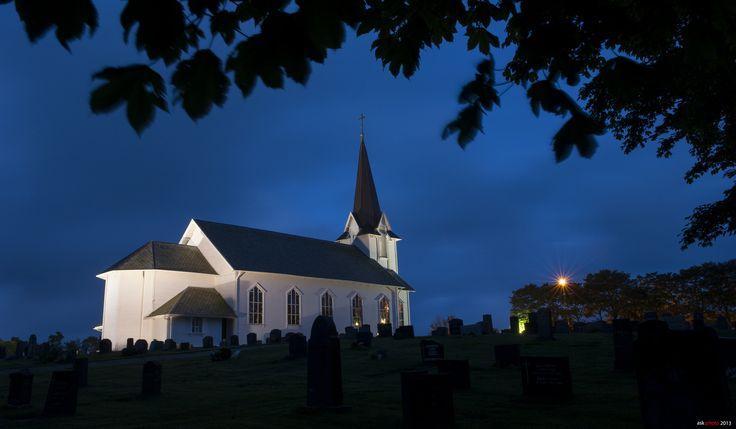 Varhaug Kyrkje | Flickr - Photo Sharing!