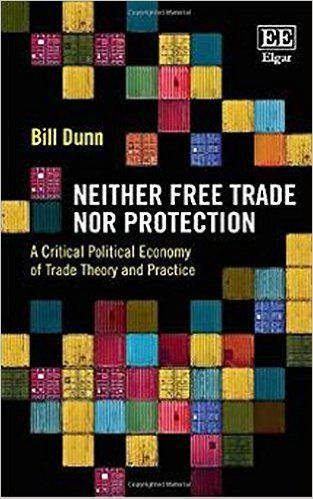 Neither free trade nor protection (EBOOK) http://www.elgaronline.com/view/9781783471928.xml Neither Free Trade Nor Protection provides a critical exploration of mainstream and alternative theories of international trade and presents original evidence of trade's consequences. It rejects the choice between openness and closure.
