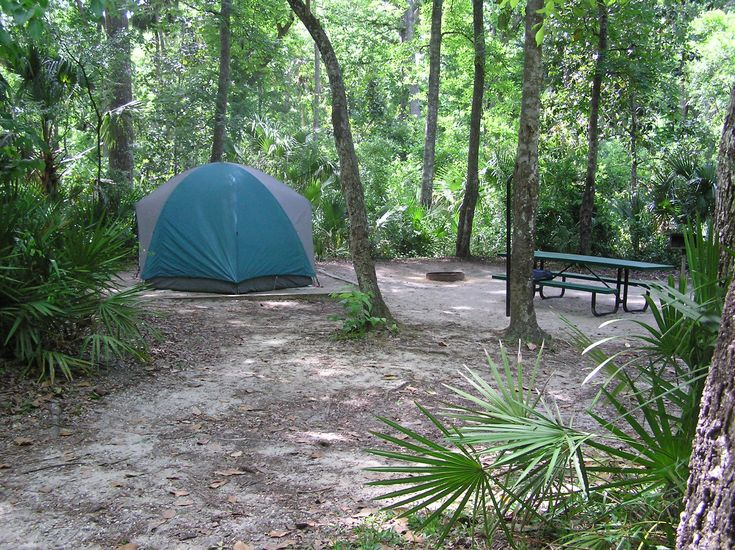 1000 Images About Best Camping In Florida On Pinterest