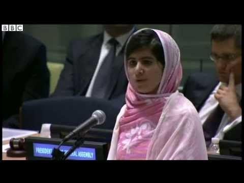Malala Yousafzai speech in full