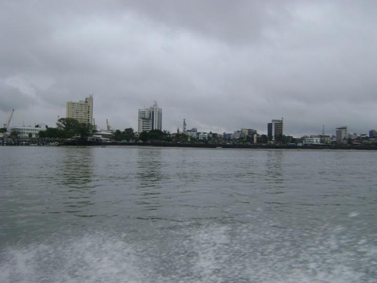 traveling port bogota colombia