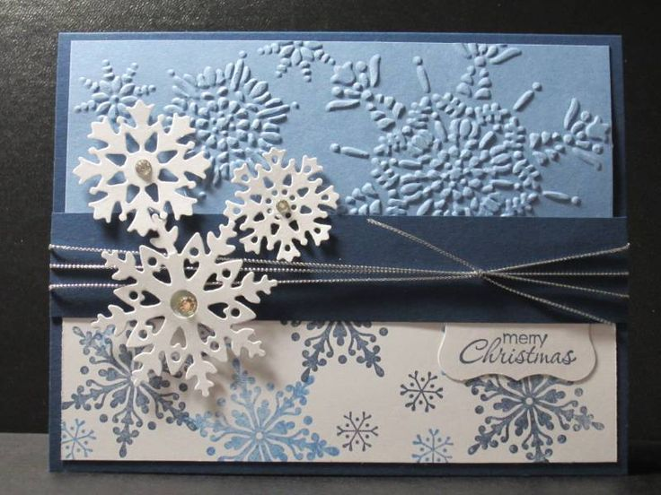Image result for snowflake soiree stampin up