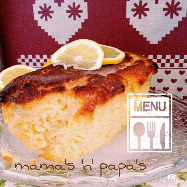 mama's 'n' papa's: Lemon cake!