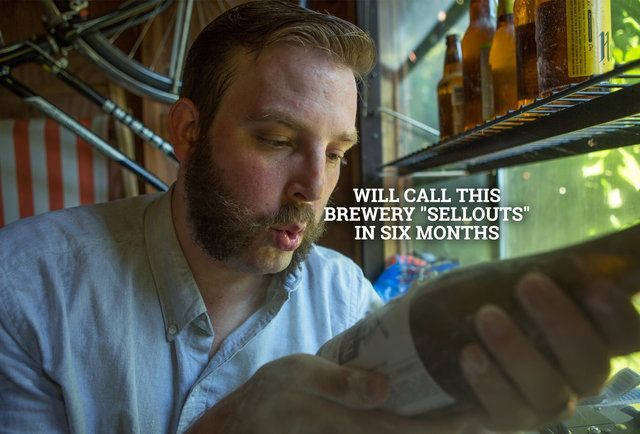 How to Be A Better Beer Snob