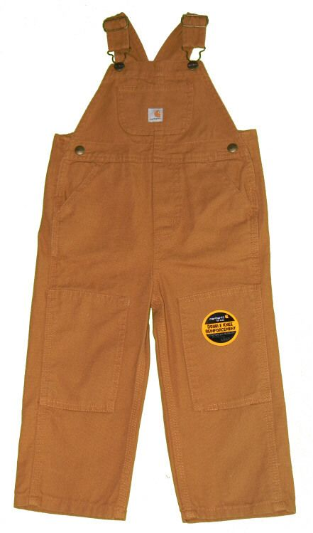 Kid's Western Wear For Baby, Toddler & Children - Kid's Western Apparel - Cowboy Clothes - Carhartt® Kid's Overalls