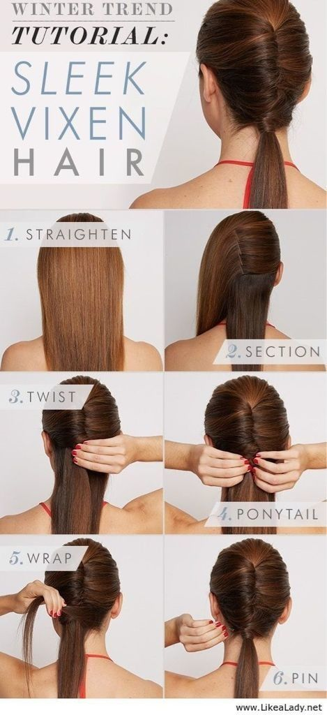 Cool   -girl hair styles