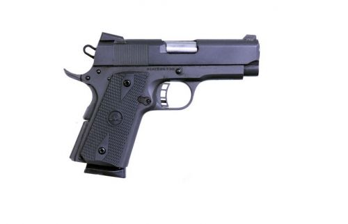 The Rock Island Armory 1911-A1 Compact is a great carry weapon at an affordable price. RIA (Rock Island Armory) 1911s are clones of the US Military G.I. M1911-A1, the standard issue US Service pis