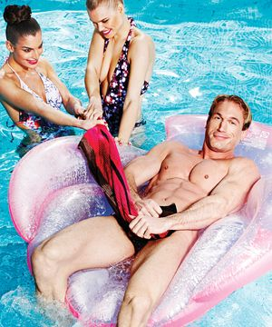 Cosmo Man in the Morning: Dr Christian Jessen